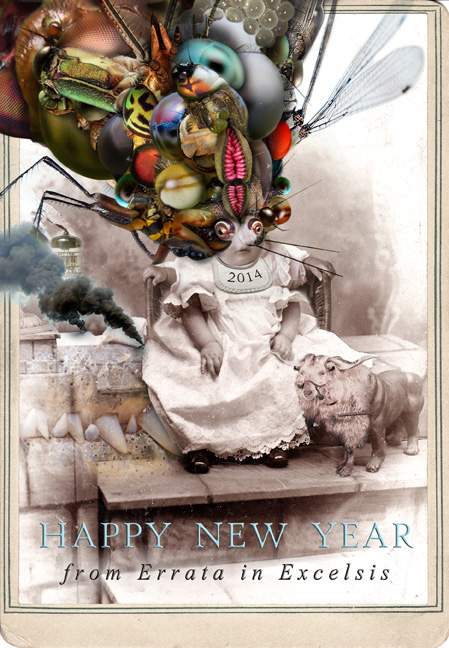 EIE New Year's card 2013
