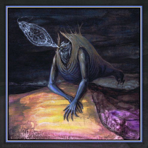 Nocturnal Emissary cvr